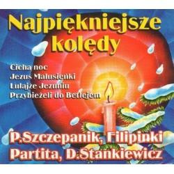 P. Szczepanik, Filipinki, Partita, D. Stankiewicz NAJPIĘKNIEJSZE KOLĘDY