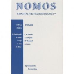 NOMOS. KWARTALNIK RELIGIOZNAWCZY. NR 49-50 (2005): DUALIZM