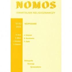 NOMOS. KWARTALNIK RELIGIOZNAWCZY. NR 51-52 (2005): NEOPOGANIE