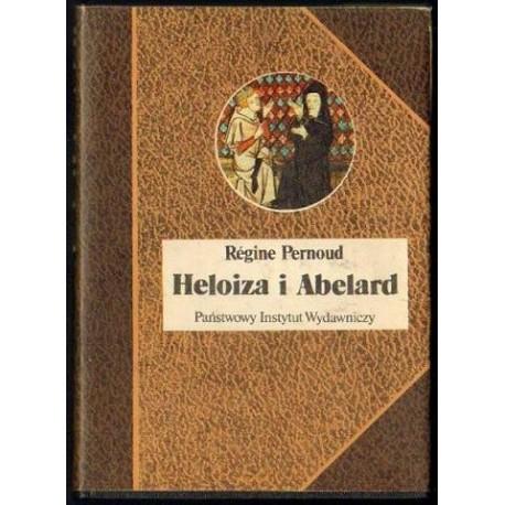 Régine Pernoud HELOIZA I ABELARD [antykwariat]