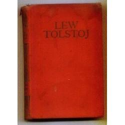 Lew Tołstoj DZIEŁA. WOJNA I POKÓJ TOM III-IV [antykwariat]