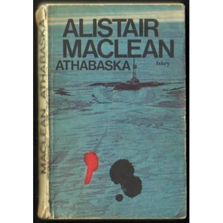 Alistair Maclean ATHABASKA [antykwariat]