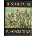 HISTORIA POWSZECHNA. TOM 6 [antykwariat]