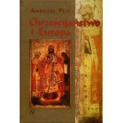 Andrzej Flis CHRZEŚCIJAŃSTWO I EUROPA [antykwariat]