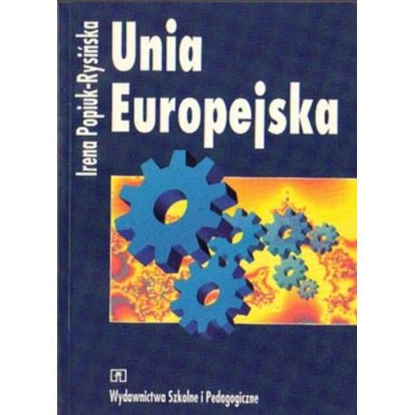 Irena Popiuk-Rysińska UNIA EUROPEJSKA [antykwariat]