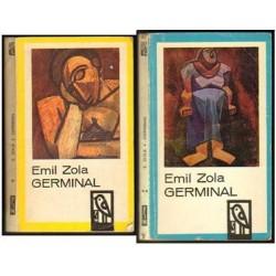 Emil Zola GERMINAL. TOM 1 i 2 [antykwariat]