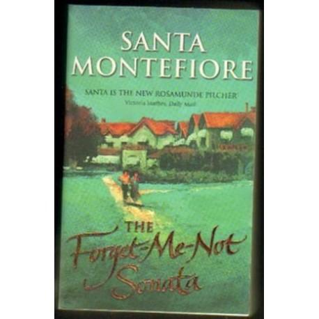 Santa Montefiore THE FORGET-ME-NOT SONATA [antykwariat]