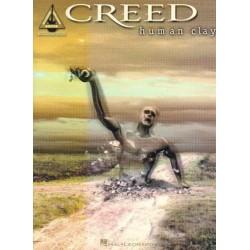 CREED - HUMAN CLAY. GŁOS, FORTEPIAN, GITARA [antykwariat]