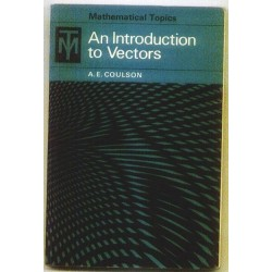 A. E. Coulson AN INTRODUCTION TO VECTORS [antykwariat]