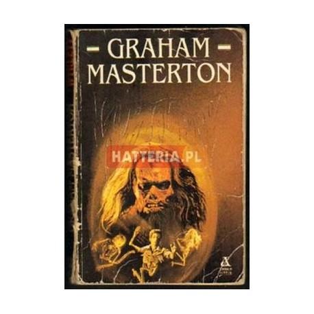 Graham Masterton WYKLĘTY [antykwariat]