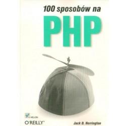 Jack D. Herrington 100 SPOSOBÓW NA PHP [antykwariat]
