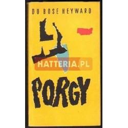 Du Bose Heyward PORGY [antykwariat]