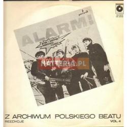 Z ARCHIWUM POLSKIEGO BEATU VOL. 4 (Niebiesko-Czarni ALARM!) [płyta winylowa używana]