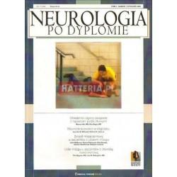 NEUROLOGIA PO DYPLOMIE. TOM 3 NR 1. STYCZEŃ 2008 [antykwariat]