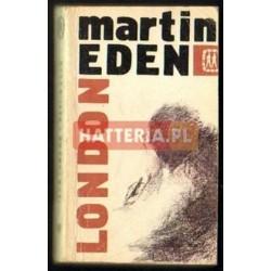 Jack London MARTIN EDEN [antykwariat]