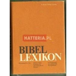 Herbert Haag (red.) BIBEL LEXIKON [antykwariat]