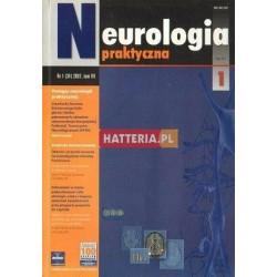 NEUROLOGIA PRAKTYCZNA. NR 1 (34) 2007. TOM 7 [antykwariat]