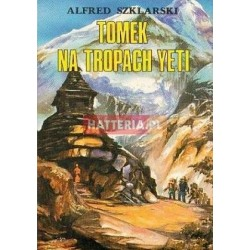 Alfred Szklarski TOMEK NA TROPACH YETI [antykwariat]