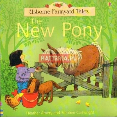 Heather Amery THE NEW PONY [antykwariat]