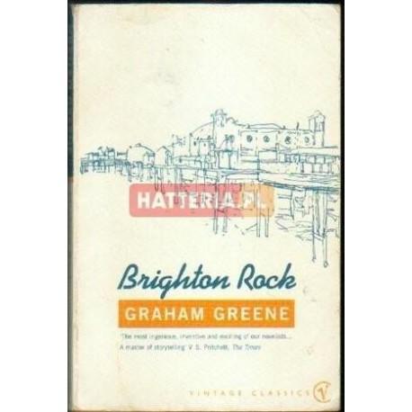 Graham Greene BRIGHTON ROCK [antykwariat]