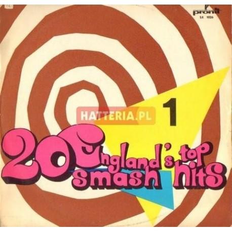 ENGLAND'S TOP 20 SMASH HITS 1 [płyta winylowa używana]