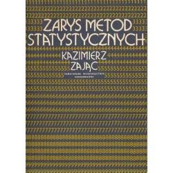 Kazimierz Zając ZARYS METOD STATYSTYCZNYCH [antykwariat]