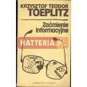 Krzysztof Teodor Toeplitz ZAĆMIENIE INFORMACYJNE [antykwariat]