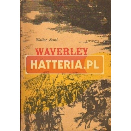 Walter Scott WAVERLEY [antykwariat]