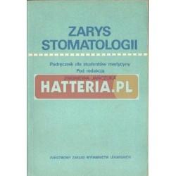 Zbigniew Jańczuk (red.) ZARYS STOMATOLOGII [antykwariat]