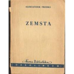 Aleksander Fredro ZEMSTA [antykwariat]