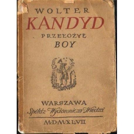 Wolter KANDYD [antykwariat]