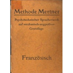 METHODE MERTNER. FRANZOSISCH FUR DEUTSCHE [antykwariat]