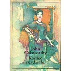 John Galsworthy KONIEC ROZDZIAŁU. TOM I-III [antykwariat]