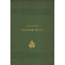 M. D. Berlitz, O. Boisseree MAGYAR RESZ. FELNOTTEK RESZERE [antykwariat]