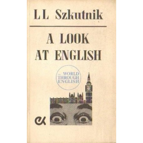 L. L. Szkutnik A LOOK AT ENGLISH [antykwariat]