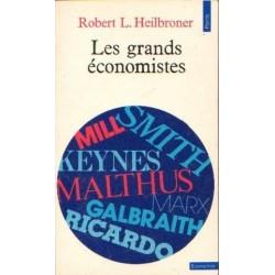Robert L. Heilbroner LES GRANDS ECONOMISTES [antykwariat]