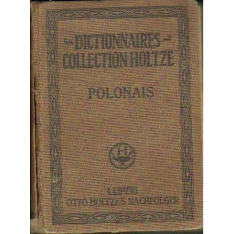 Oskar Callier (red.) SŁOWNIK PODRĘCZNY FRANCUSKO-POLSKI I POLSKO-FRANCUSKI [antykwariat]