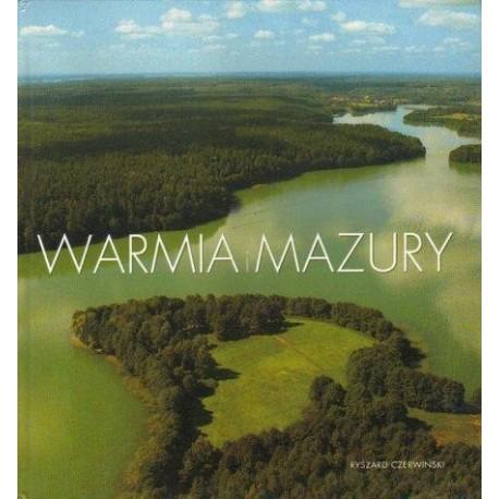 Ryszard Czerwiński WARMIA I MAZURY [antykwariat]