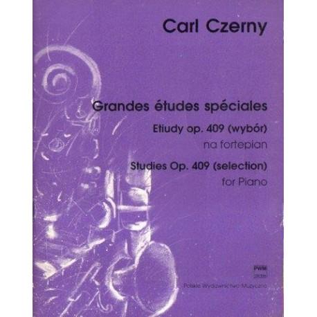 Carl Czerny ETIUDY OP. 409 (WYBÓR) NA FORTEPIAN