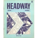 HEADWAY WORKBOOK INTERMEDIATE [antykwariat]