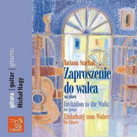 ZAPROSZENIE DO WALCA [1 CD] Tatiana Stachak
