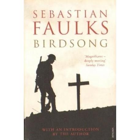Sebastian Faulks BIRDSONG [antykwariat]