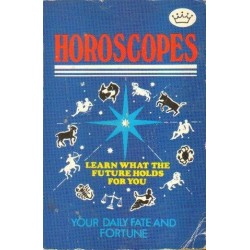HOROSCOPES. YOUR DAILY FATE AND FORTUNE [antykwariat]