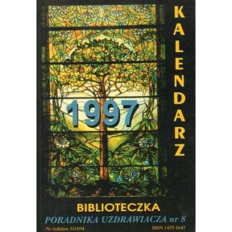 Zbigniew Satała KALENDARZ 1997 [antykwariat]