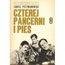 Janusz Przymanowski CZTEREJ PANCERNI I PIES. TOM 2 [antykwariat]
