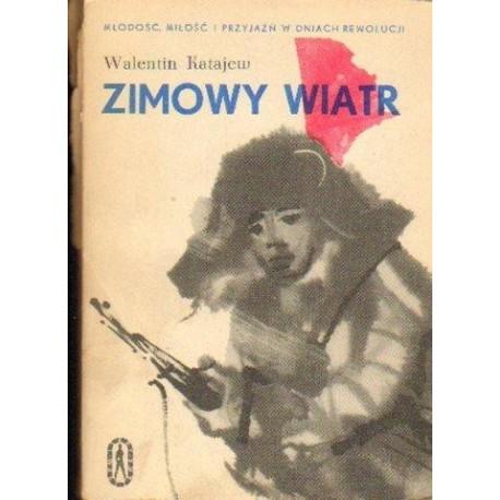 Walentin Katajew ZIMOWY WIATR [antykwariat]