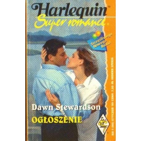 Dawn Stewardson OGŁOSZENIE [antykwariat]
