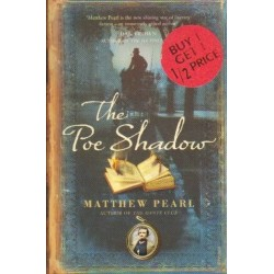 Matthew Pearl THE POE SHADOW [antykwariat]