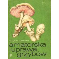 Janusz Kalbarczyk AMATORSKA UPRAWA GRZYBÓW [antykwariat]