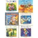 KOMPLET SŁUCHOWISK NA CD [6 PŁYT CD]